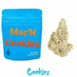 Berner Mac N Cookies